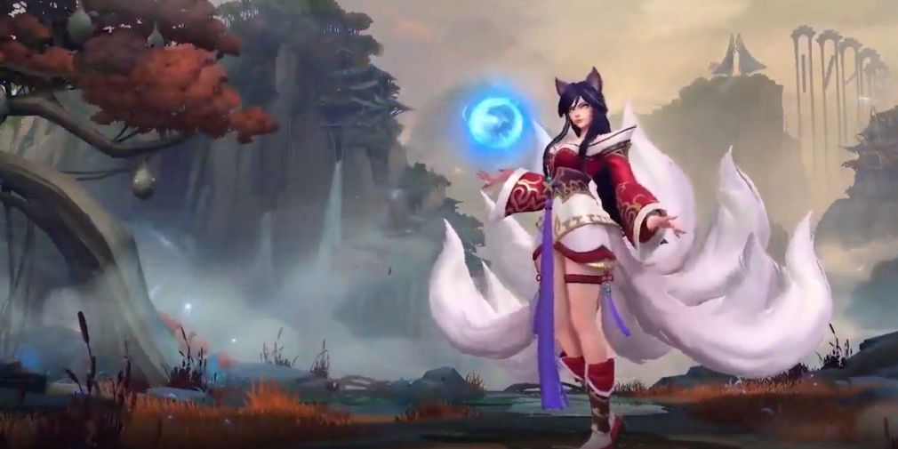The complete guide for Ahri in League of Legends: Wild Rift & everything you need to know
